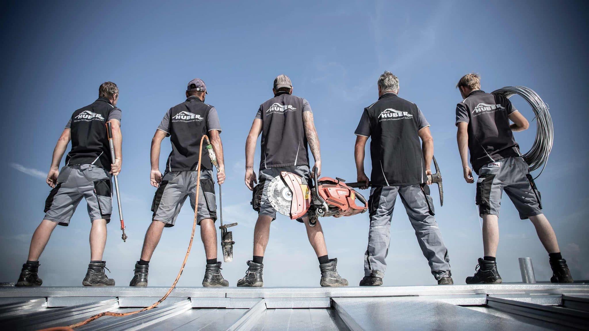 Wir suchen Dachdecker_Spengler_Abdichtungstechniker